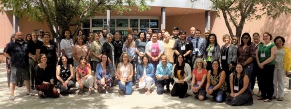Image of Summer Institute Participants from 2019