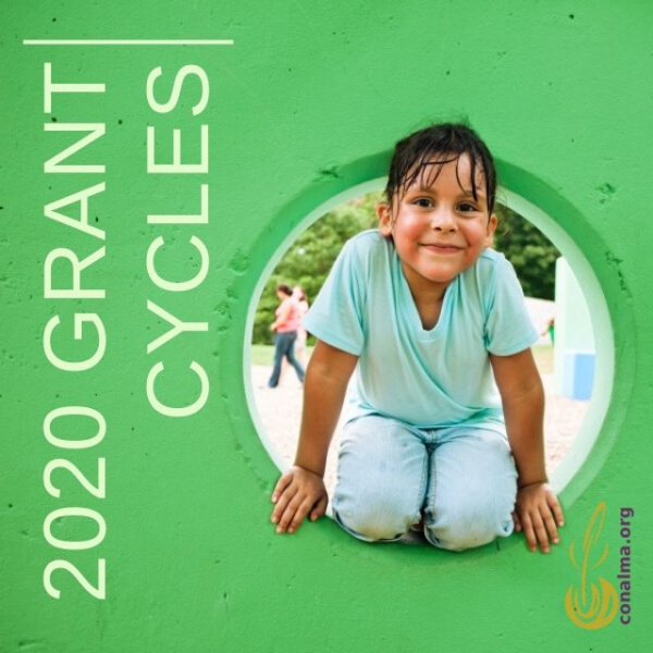 2020 Grant Cycles - conalma.org