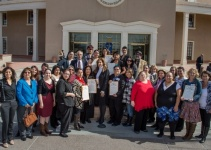 Crossroads for Women Recognized by NM Legislature