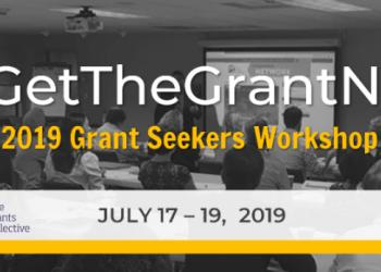 Get the Grant NM: 2019 Grant Seekers Workshop