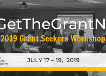 Get the Grant NM: 2019 Grant Seekers Workshop