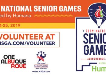 Albuquerque Hosts 2019 National Senior Games