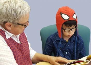 Finding Joy by Helping Kids