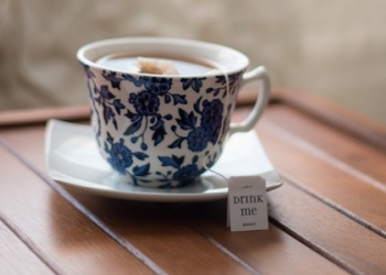 Tea Time with Crossroads:  An Autumnal English Tea