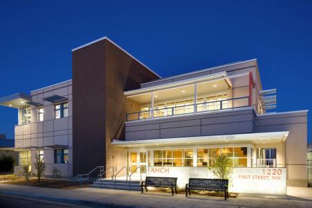 The Resource Center, Albuquerque Health Care for the Homeless