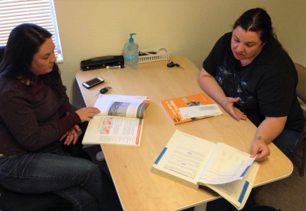 One-to-one Adult Literacy Tutoring at ReadWest, Inc.