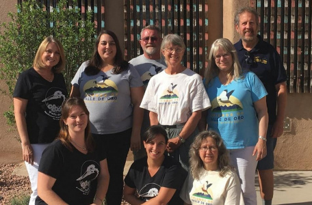 Board Members and Staff of Friends of Valle de Oro NWR