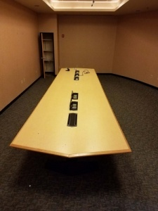 20ft Conference Room Table