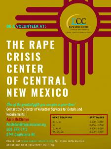Volunteer Crisis Response Advocate