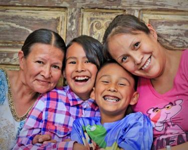 Tabaha Family group photo.
