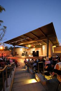 Albuquerque Musuem Amphitheater