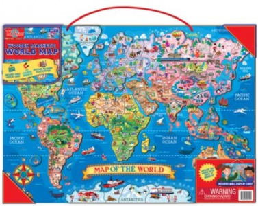 New Mexico On World Map.5 Magnetic World Map Puzzles From Costco Needed For World History